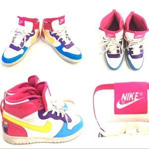 Nike High Tops Kids Size 2.5